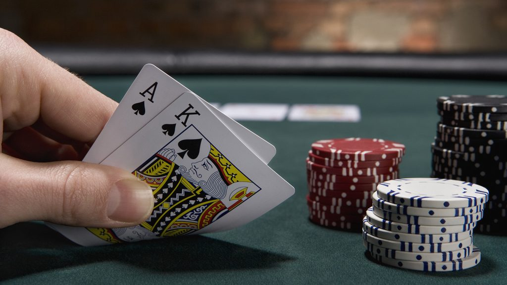 poker gaming games