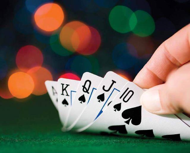 Online Live Poker