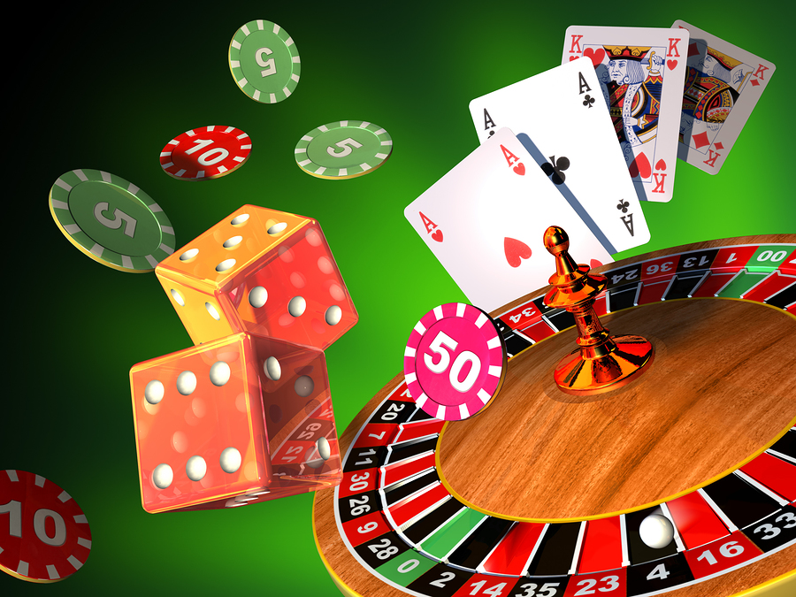 Poker Gambling Game